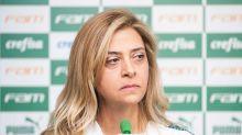 Leila pensa em ser presidente do Palmeiras