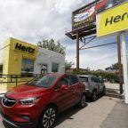 Hertz Files for Bankruptcy Amid Coronavirus Pandemic