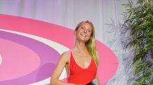 Gwyneth Paltrow y su sideboob rojo escarlata