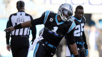 Are Panthers in driver's seat for NFC South title?