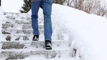 Cómo recuperarte de una lesión de muñeca, la más común si resbalas en el hielo