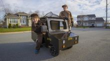 UPS Canada Partners with Children's Wish Foundation of Canada to Deliver a Holiday Wish
