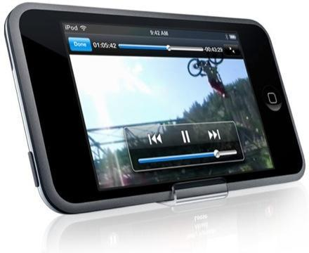 Does Apple's iPod touch have Bluetooth?