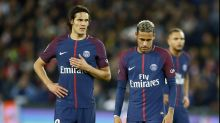 No problem with Neymar, Cavani insists