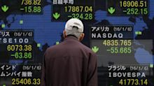 Asian shares look set to follow Wall Street's soft lead as US tax worries rise