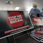 What election? California Democrats worry over recall apathy