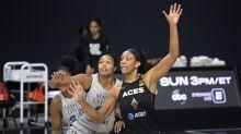 WNBA tea: A'ja Wilson, Napheesa Collier's candid hit podcast returns for in-season look at WNBA life