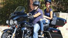 Buy George Clooney's Harley-Davidson and support a good cause