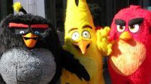 Vendas da fabricante dos jogos Angry Birds sobem no 2º tri