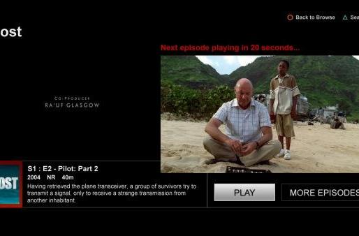 Netflix rolls out new 'post-play experience' on web player, PS3 (video)