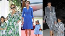 How Kim Kardashian, Beyoncé and Other Celeb Moms Are Matching With Their Kids in Style