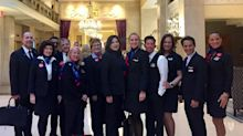 American Airlines flight attendants plan to picket on historic date