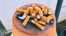 Mexicanos transforman colillas de cigarro en materia prima útil