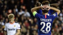 Chelsea must wait on Champions League qualification after Valencia level late on