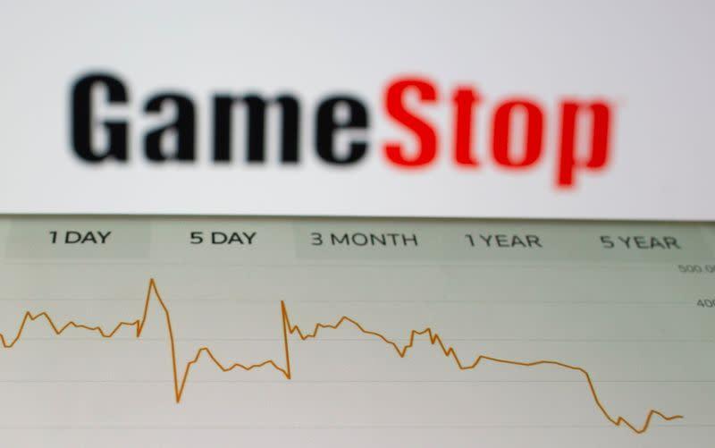 La frénésie autour de GameStop reprend