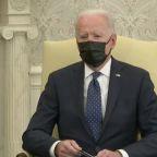 Biden spoke to George Floyd's family, prays for 'right verdict' in Chauvin case
