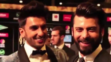 Watch: Ranveer's Fanboy Moment with Fawad Will Have You in Splits!