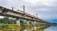 宜蘭鐵路高架化 252億元9年完工
