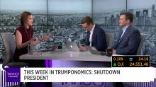 This week in Trumponomics: Shut it down! Shut it down!
