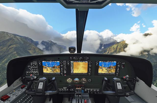 Breaking down the AI wizardry of 'Microsoft Flight Simulator'