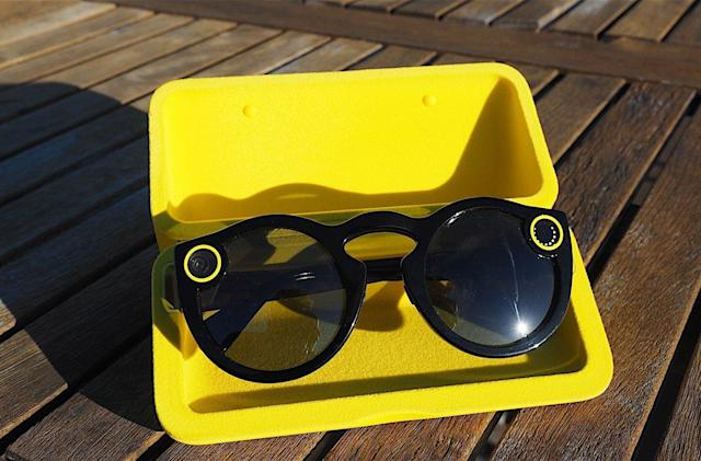 Snap may release two new pairs of Spectacles soon