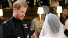 Prince Harry cried during his wedding, and this grief expert may know the real reason why