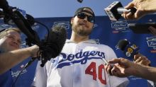 Dodgers decline $2-million option for 2021 on pitcher Jimmy Nelson