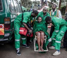 Terrified civilians hide, send farewells, during Nairobi siege