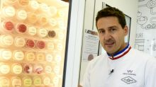 French chef gives traditional ice cream a whipping