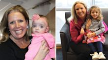 Nurse adopts baby girl who spent five months in hospital with no visitors