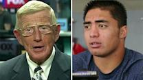 Lou Holtz weighs in on Manti Te'o hoax
