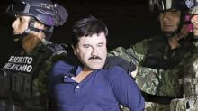 El Chapo: Drug lord immediately taken to 'Alcatraz' supermax jail by authorities determined to prevent him breaking out again