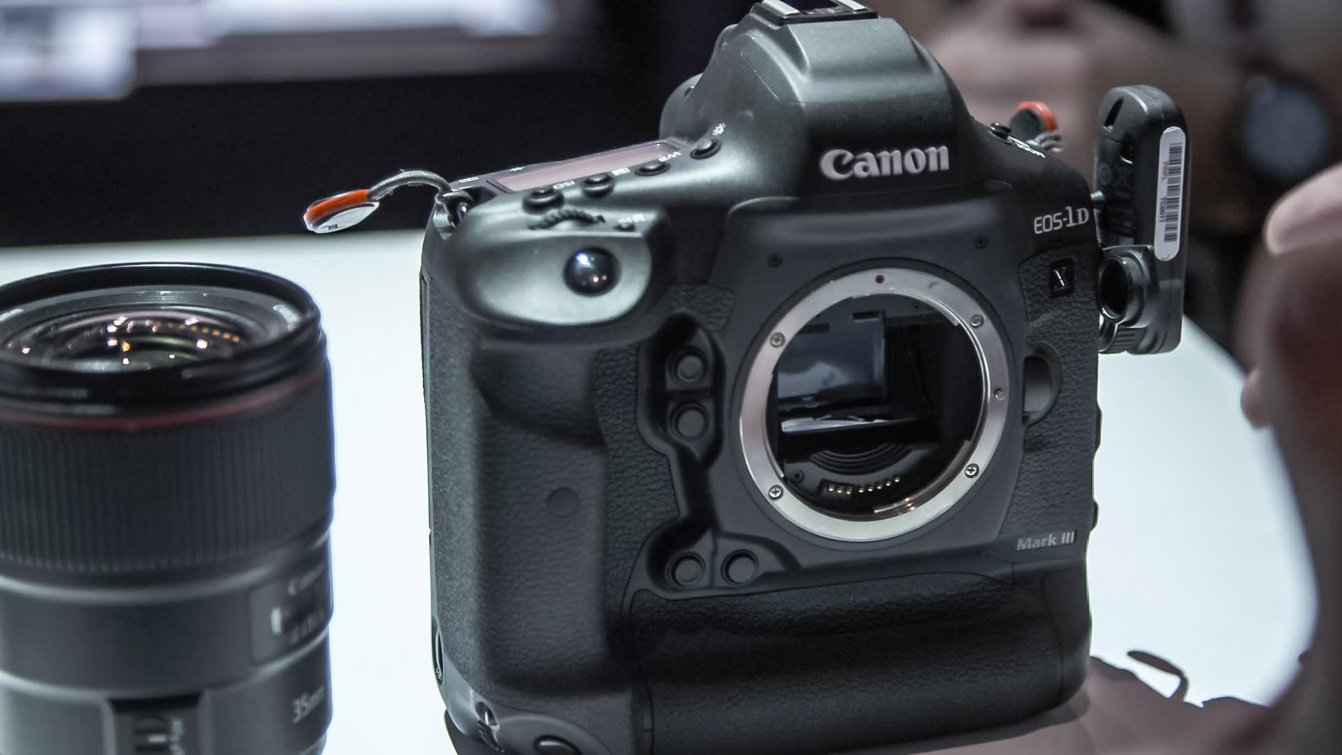 Canon 1DX MIII