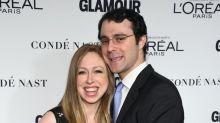 Chelsea Clinton announces birth of son Jasper on Twitter