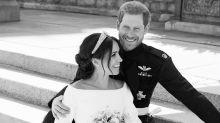 Fotograf verrät: So entstand das Hochzeitsporträt von Prinz Harry und Meghan Markle