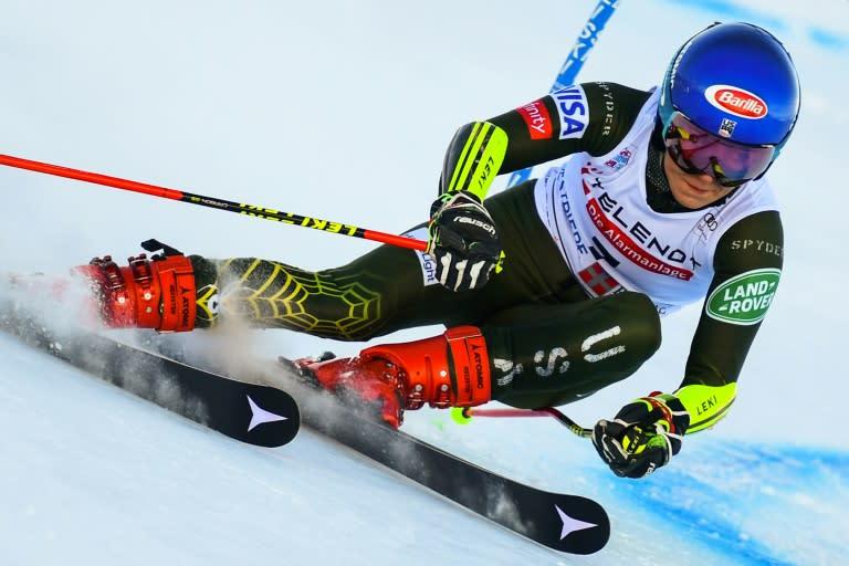 Brignone, Vlhova pip Shiffrin in Sestriere giant slalom