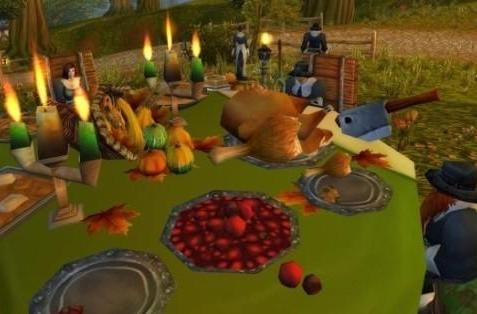 The Daily Grind: What are you thankful for in MMOs?