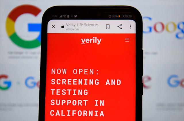 Senators ask Alphabet how it will protect COVID-19 screening site data