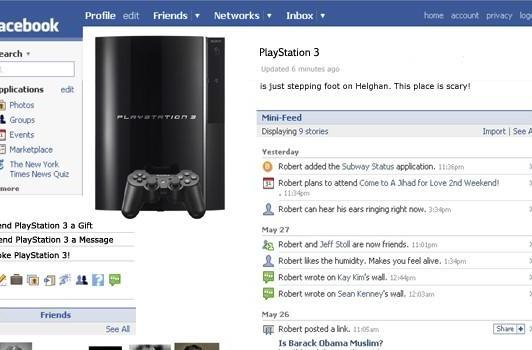 MI6: PS3-to-Facebook integration 'coming quicker than some may think' [update]