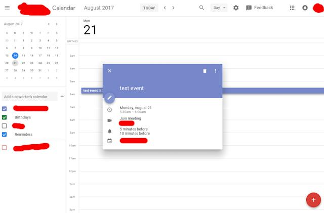 Google is reportedly testing a long overdue UI update for Calendar