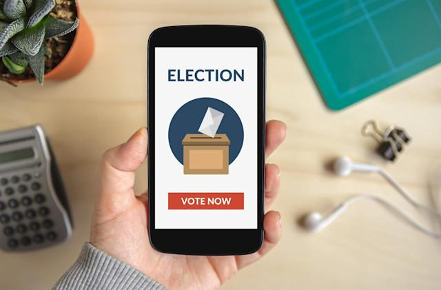 West Virginia will try mobile voting for troops serving abroad