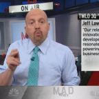 Cramer talks Twilio earnings and how the company's CEO ta...