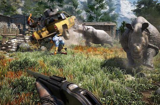 Ubisoft pulls 'Far Cry 4' from Steam, then puts it back (update)
