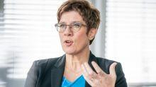CDU-Spitze will klares Signal für Frauenquote setzen