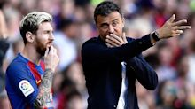 Barcelona pressing questions: Who'll replace Luis Enrique? Will Lionel Messi leave?