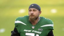 Jets place LG Alex Lewis on non-football injury list