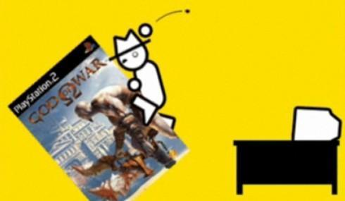 Zero Punctuation takes on the God of War
