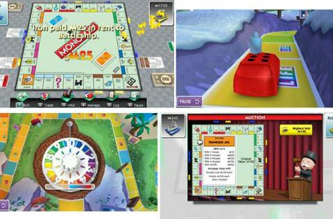 Game of Life and Monopoly are EA's first games on Samsung Smart TVs