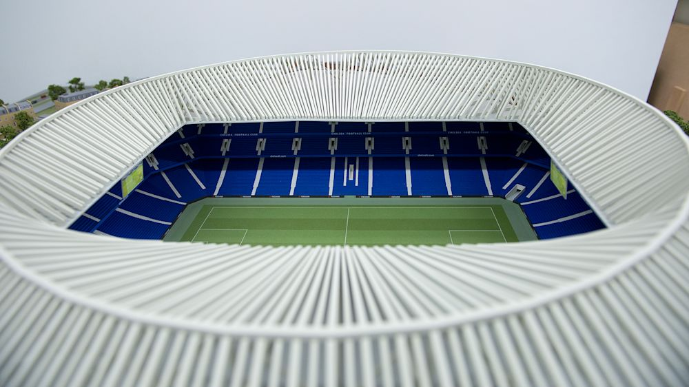 Chelsea granted planning permission for Stamford Bridge redevelopment