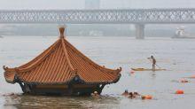 China's Southern Jiangxi Declares Highest Flood Alert amid Severe Floods